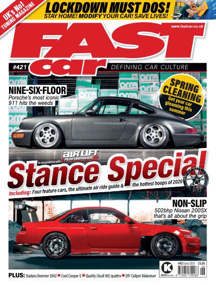 Fast Car April 23, 2020 00:00