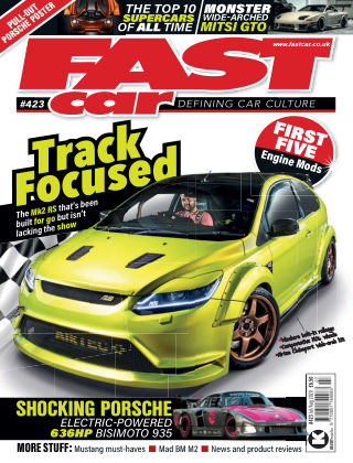 Fast Car July/August 2020