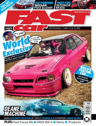 Fast Car October 2020