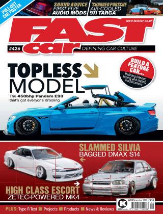 Fast Car November 2020