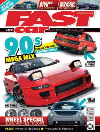 Fast Car January 2021