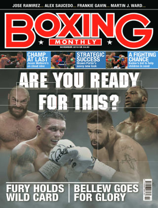 Boxing Monthly November 18