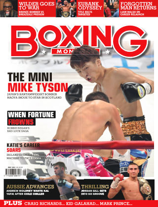 Boxing Monthly May 2019