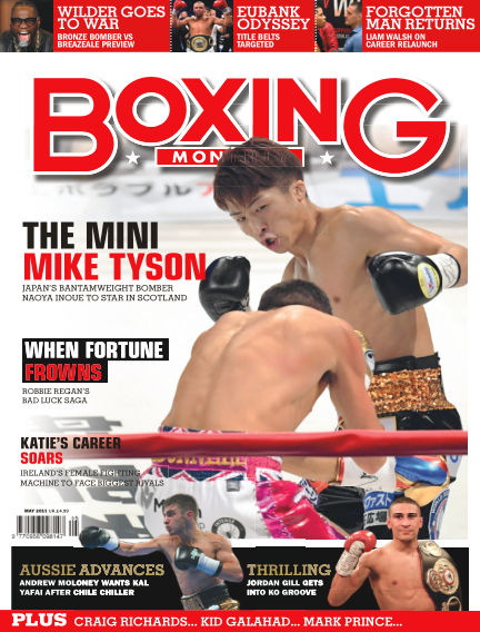 Boxing Monthly April 25, 2019 00:00