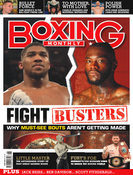 Boxing Monthly May 30, 2019 00:00