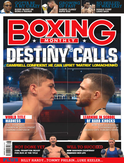 Boxing Monthly July 23, 2019 00:00