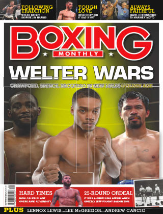Boxing Monthly September 2019