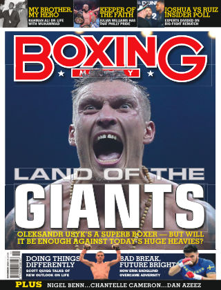 Boxing Monthly November 2019