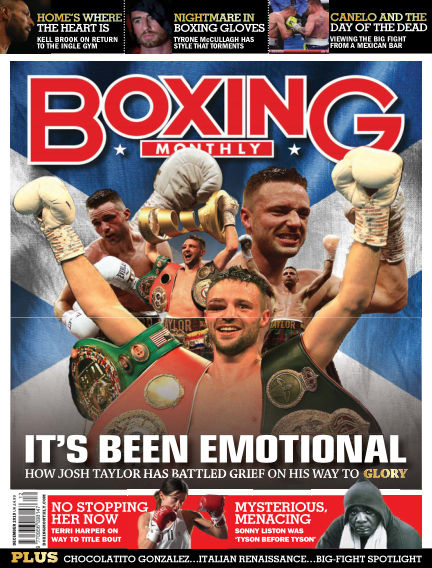 Boxing Monthly November 26, 2019 00:00