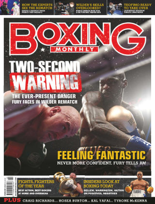 Boxing Monthly February 2020