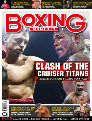 Boxing Monthly March 2020