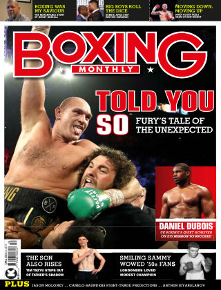 Boxing Monthly April 2020