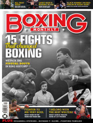Boxing Monthly May 2020