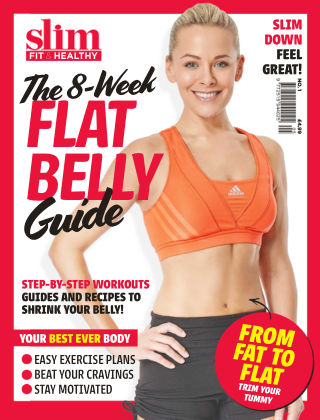 Slim Fit & Healthy - The 8-Week Flat Belly Guide Issue 1