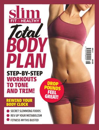 Slim Fit & Healthy Bookazine Series TOTAL BODY PLAN