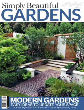 Simply Beautiful Gardens Issue 4
