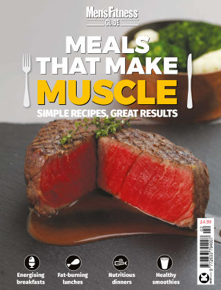 Men's Fitness Guides Issue 2