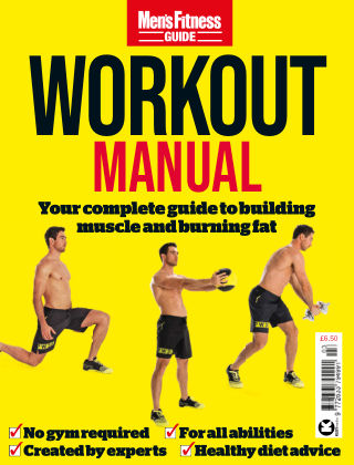 Men's Fitness Guides Issue 3