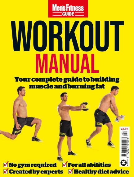 Men's Fitness Guides September 18, 2020 00:00