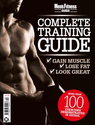 Men's Fitness Guides 4:Compete Training