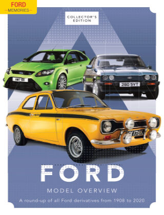 Ford Memories Issue 1