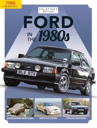 Ford Memories Issue 3