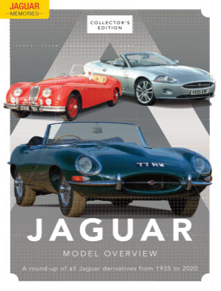 Jaguar Memories  #1 - Model Overview
