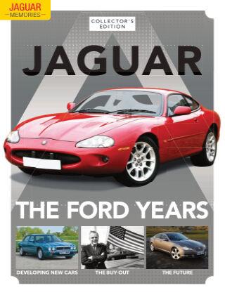 Jaguar Memories Issue 3
