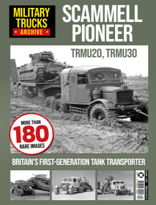 Military Trucks Archive Scammell Pioneer