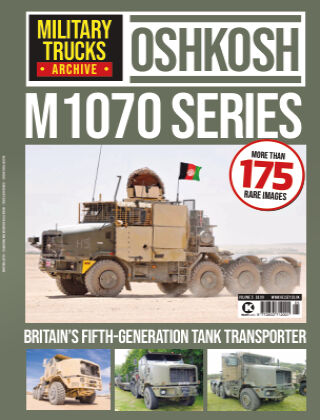 Military Trucks Archive Issue 5