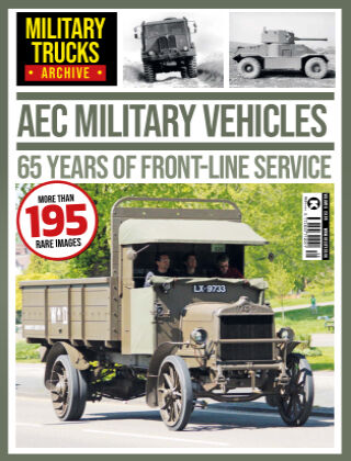 Military Trucks Archive Volume 6
