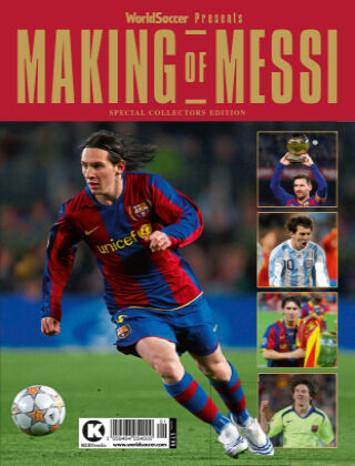 World Soccer Presents Issue 1