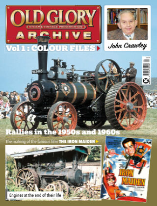 Old Glory Archive Issue 1