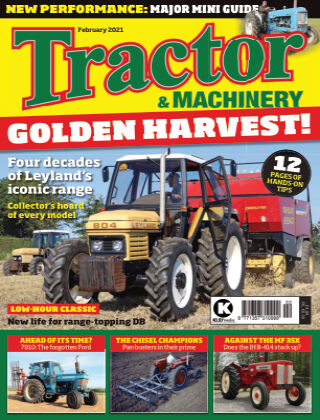 Tractor and Machinery February 2021