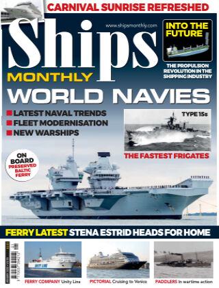 Ships Monthly January 2020