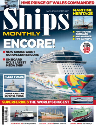 Ships Monthly February 2020