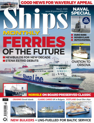 Ships Monthly March 2020