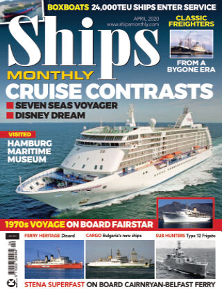 Ships Monthly April 2020