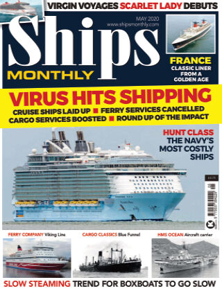 Ships Monthly May 2020
