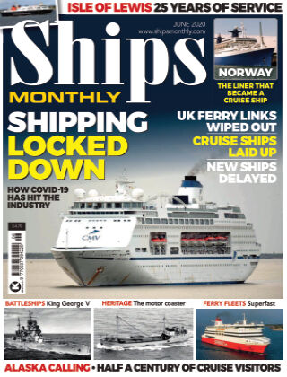 Ships Monthly June 2020