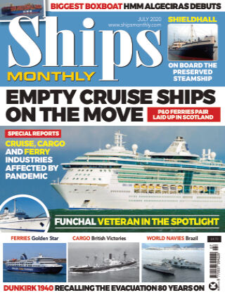Ships Monthly July 2020