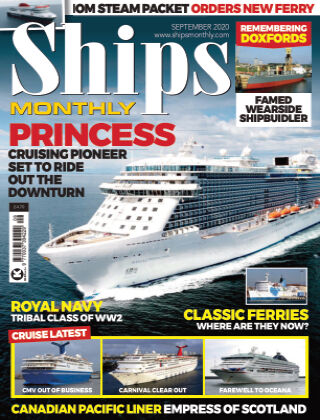Ships Monthly September 2020