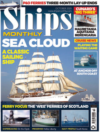 Ships Monthly October 2020
