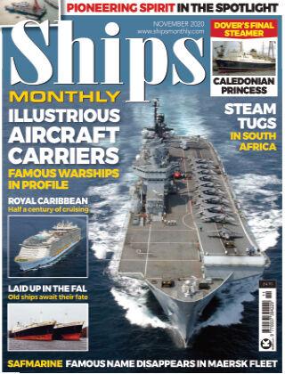 Ships Monthly November 2020