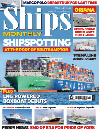 Ships Monthly February 2021
