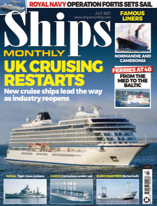 Ships Monthly July 2021