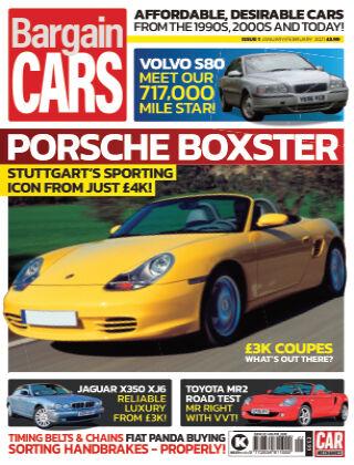 Car Mechanics Bargain Cars Jan/Feb 2021