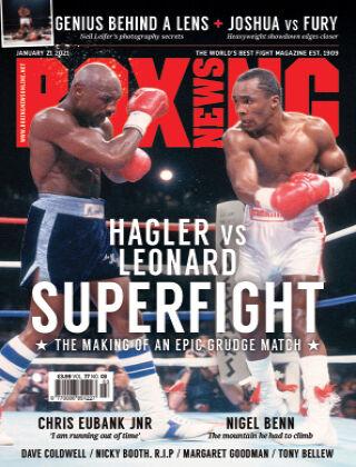 Boxing News 21 January 2021