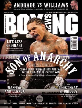 Boxing News 15 April 2021