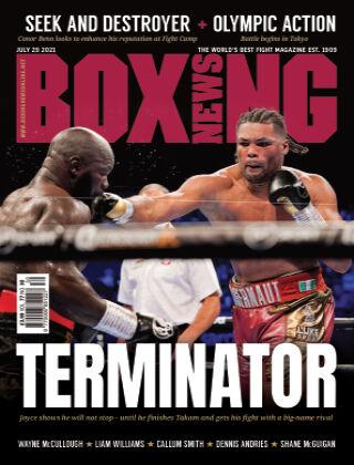 Boxing News 29 July 2021